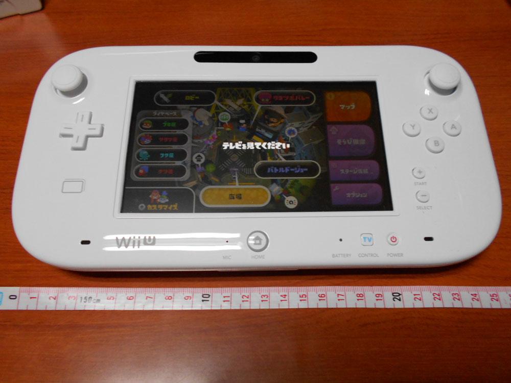 WiiU ゲームパッド