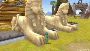 ドラクエ10 庭 スフィンクスの石像
