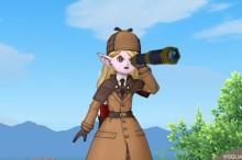 ドラクエ10 名探偵のコート
