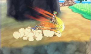 ポケモン サンムーン ケンタロス 岩を壊す