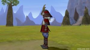 ドラクエ10 装備 若武者の甲冑