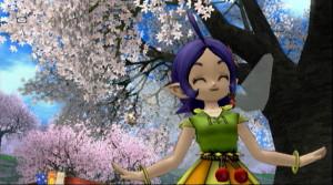 不思議な妖精 ベラちゃん