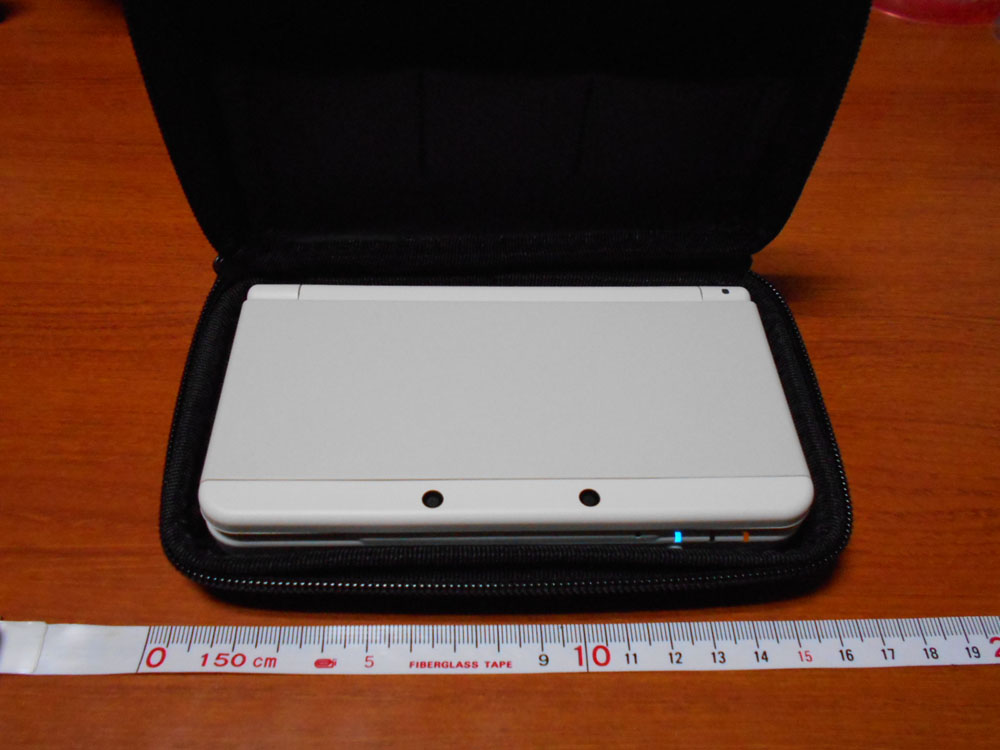 New3DS ハードポーチ