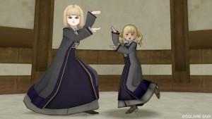 ドラクエ10 しぐさ 炎の友情☆ダンス ヒストリカ