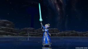 ドラクエ10 ライトウェポン 霊剣セレンナイト