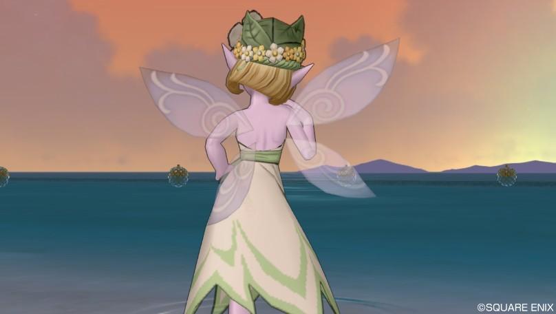 ドラクエ10 イベント 6月 ジューンブライド 妖精のドレス