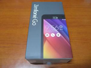 スマホ ZenFone Go