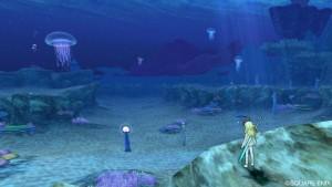 ドラクエ10 DQX 水の領界 海流