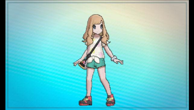 ポケモン サンムーン 髪型 女の子