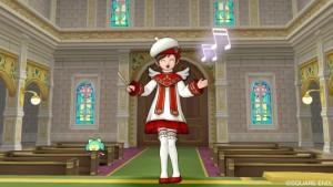 ドラクエ10 DQX クリスマス 合唱隊