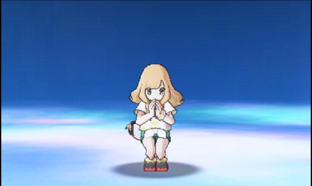 ポケモン サンムーン Zワザ クサZ ポーズ