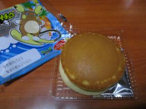 ポケモンパン アローラライチュウ パンケーキ
