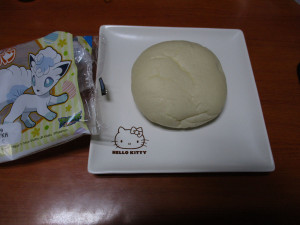 ポケモン パン アローラロコン たまごパン