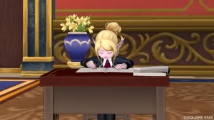 ドラクエ10 しぐさ 勉強する エルフ
