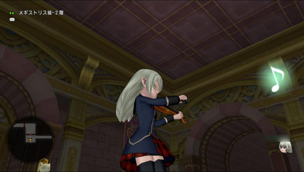 ドラクエ10 しぐさ 演奏 ヴァイオリン