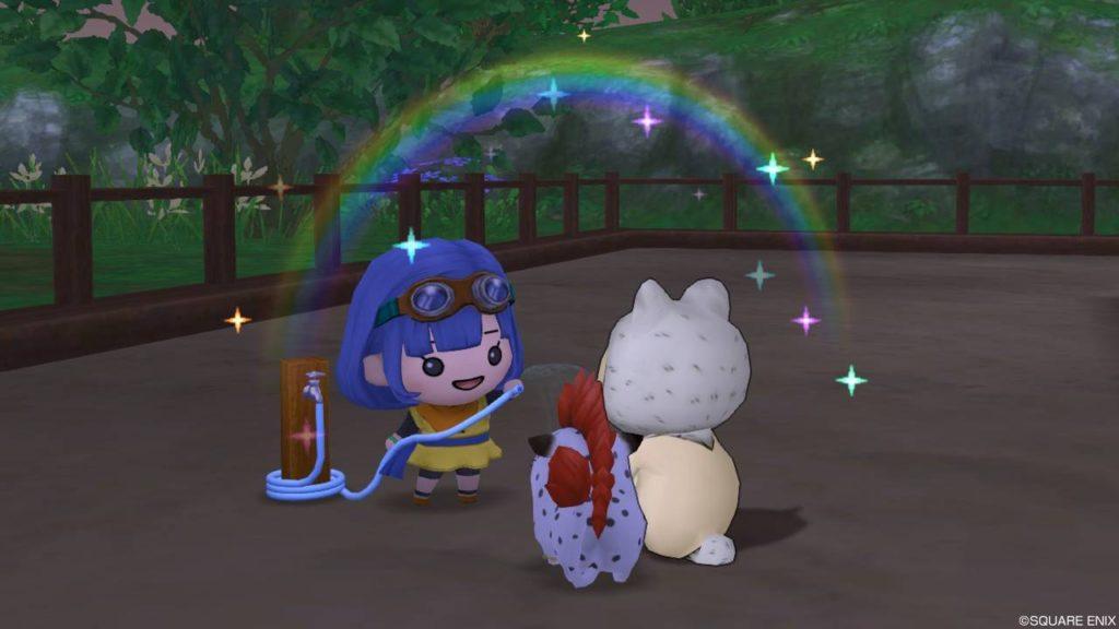 庭具の虹呼びセラフィ