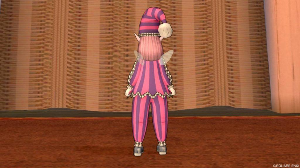 ドラクエ10 遊び人 職業 服 装備