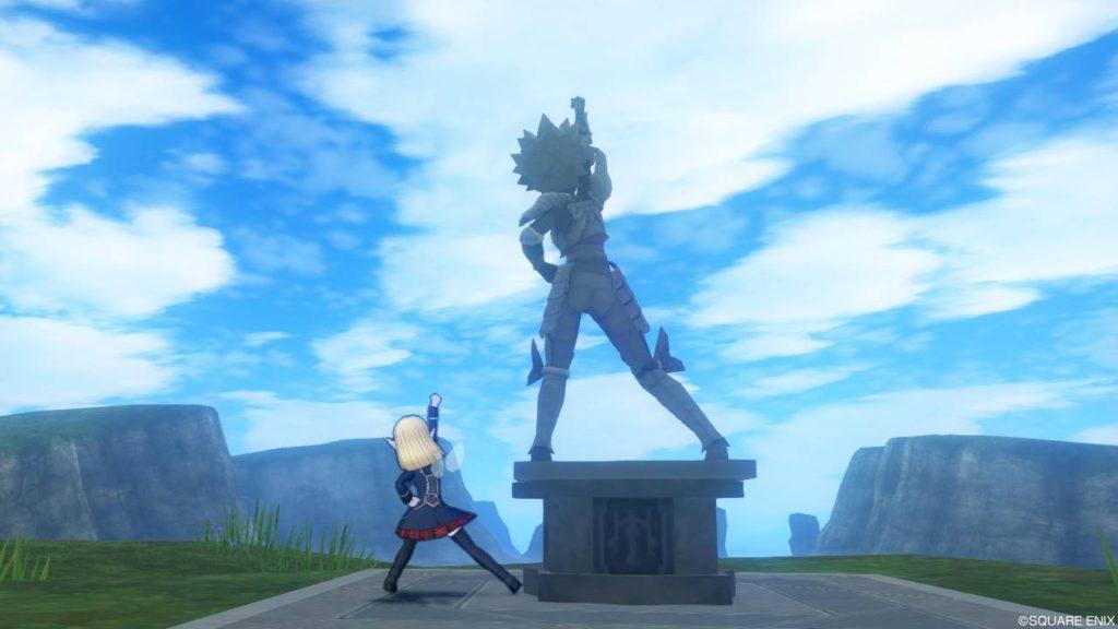 ドラクエ10 クエスト フィロソロス 時を巡る命題 幻の彫像を探して 彫像 場所