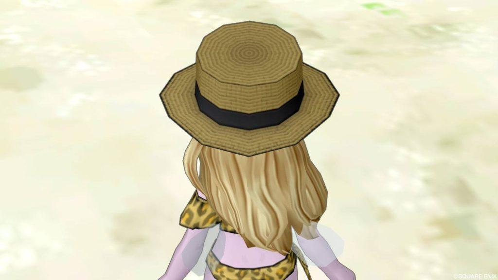 ドラクエ10 夏 イベント 2019 カンカン帽