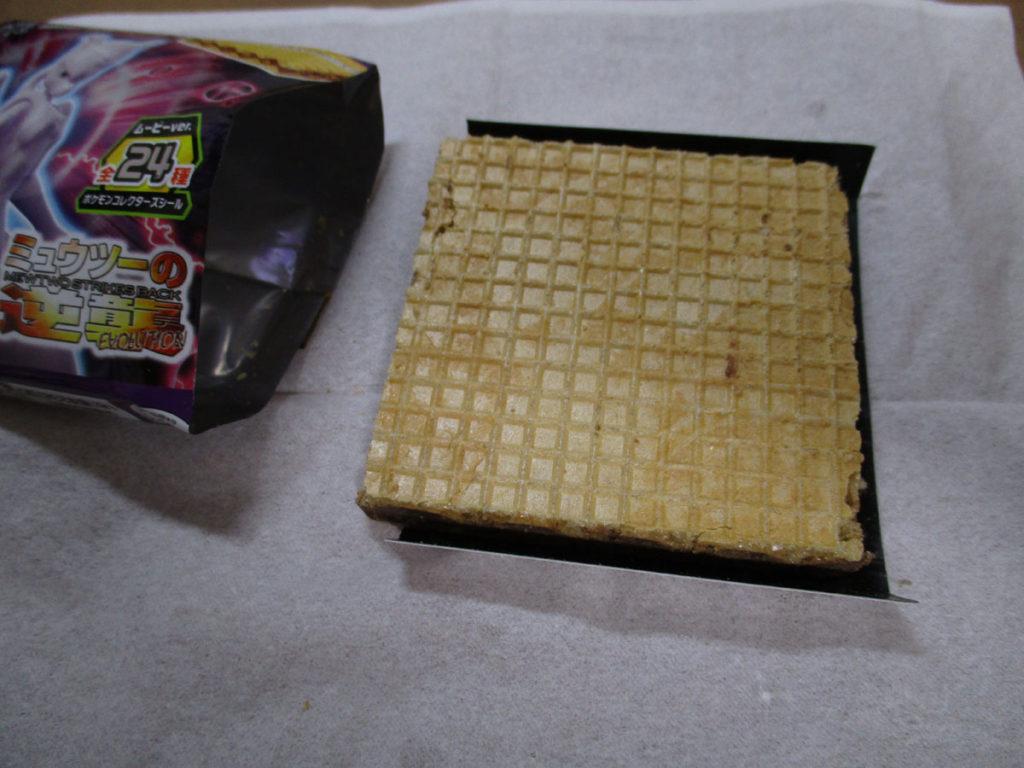 ポケモン ポケモンウエハースチョコ ミュウツーの逆襲