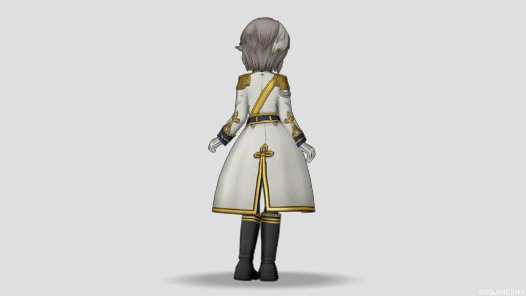 ドラクエ10 2020年 ホワイトデー イベント ナイト総選挙 衣装 グロリアス グロリアススーツ かわいい