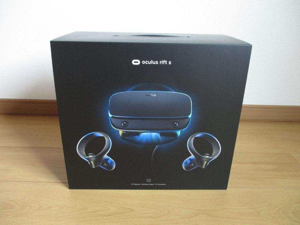 VR ゲーム Oculus Rift S
