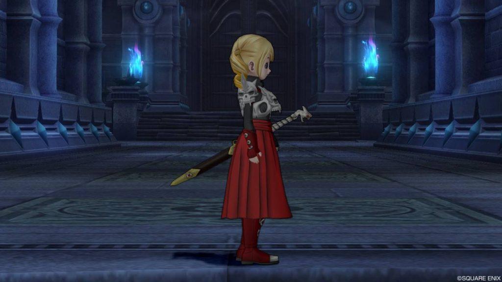 ドラクエ10 魔剣士 職業装備 魔剣士のよろい