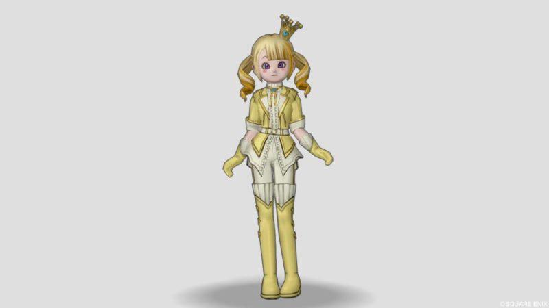 ドラクエ10 バレンタイン 衣装 2021年 マジカルスーツ