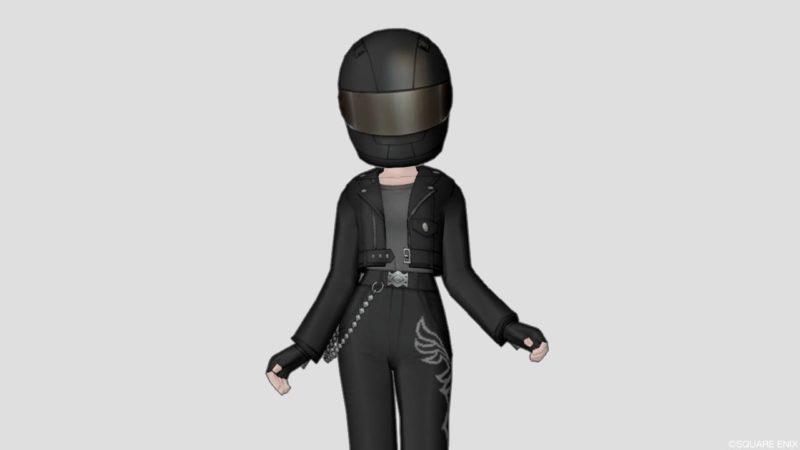 ドラクエ10 ライダースーツ