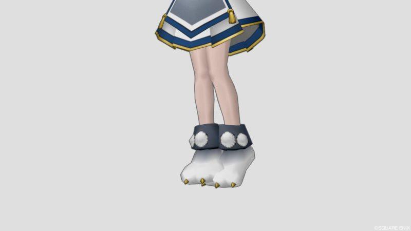 ドラクエ10 装備 ウサギ魔物の装束 かわいい