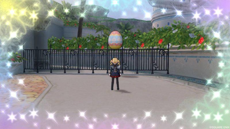 ドラクエ10 2021 イベント クエスト 幸せの妖精のたまご フェアリーエッグ ジュレット 撮影 場所