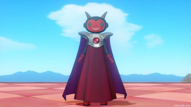 ドラクエ10 レンタル 魔仙卿の衣装