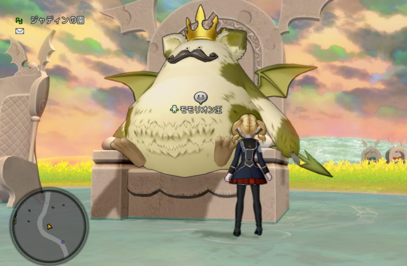 DQX モモリオン王